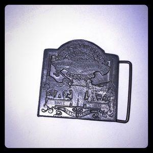 Accessories - Vintage Levi's Belt Buckle